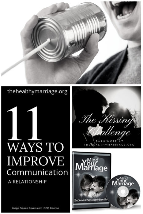 11 ways to improve communication in a relationship