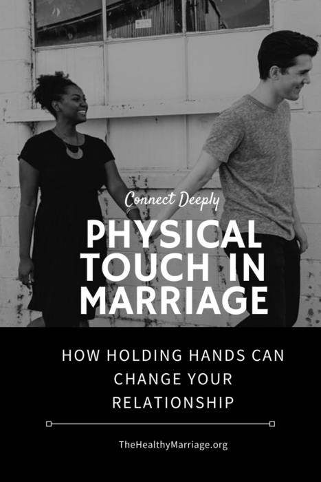 Physical touch in marriage