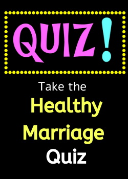 The Healthy Marriage Quiz