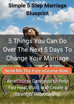 5 Step Marriage Blueprint