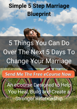 5 Step Marriage Blueprint