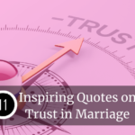 marriage quotes on trust