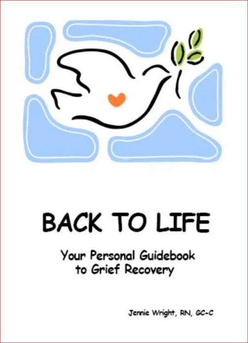 Back to Life Grief Program