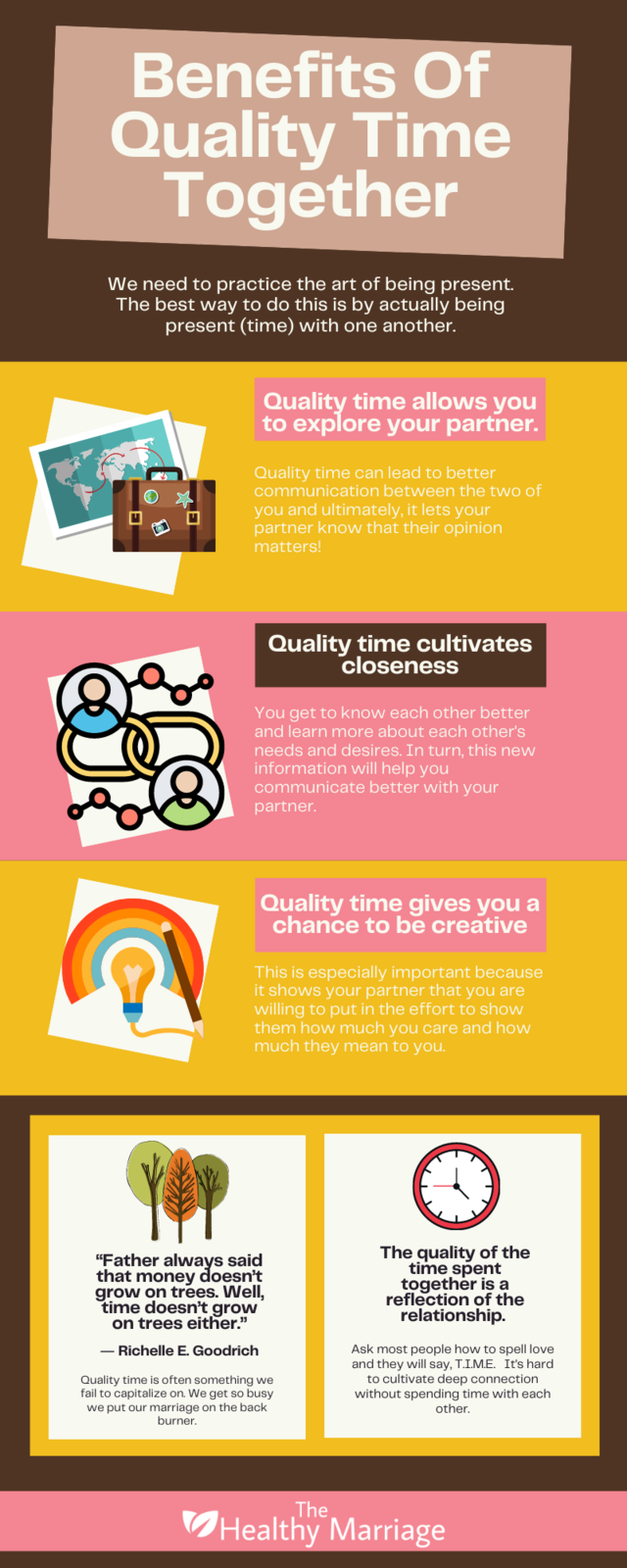 3 Benefits of Quality Time