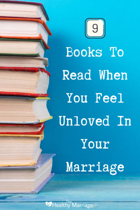 books to read when you feel unloved in your marraige