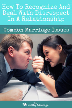 Common Marriage Issues