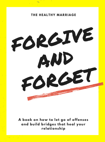 Forgive and Forget Ebook Cover