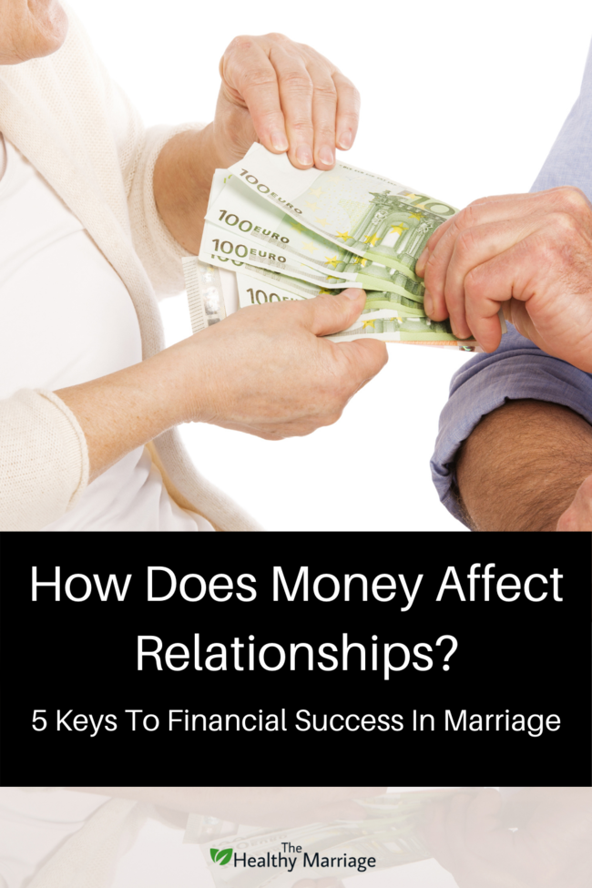 How Does Money Affect Relationships Pin