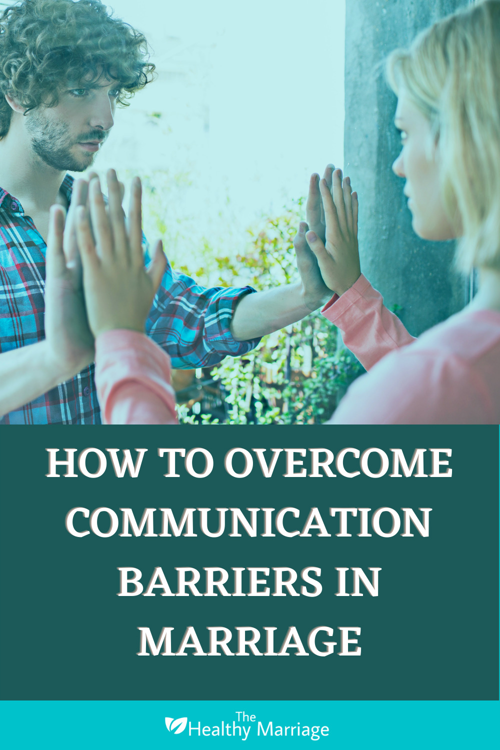 How To Overcome Communication Barriers In Marriage Pinterest Pin