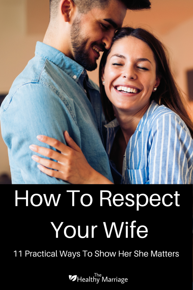 How To Respect Your Wife Pin