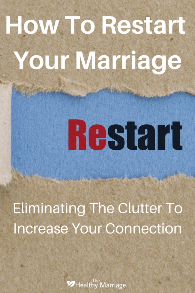 How To Restart Your Marriage Pin