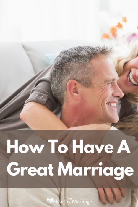 Make your marriage great