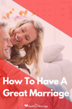 This is how to have a great marriage