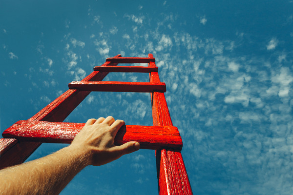 The ladder of marriage success