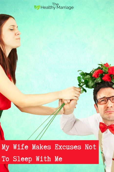 Woman is rejecting her husbands proposal