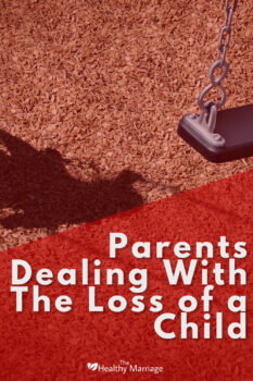 Parents Dealing With The Loss of a Child Pinterest Pin 3
