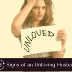 15 signs of unloving husband