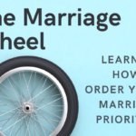 How the marriage wheel will help you prioritize your relationship