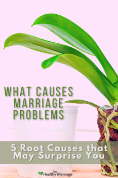 What Causes Marriage Problems Pinterest 2