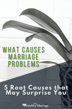 What Causes Marriage Problems Pinterest 3