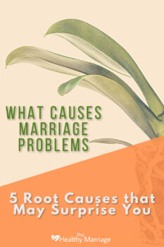 What Causes Marriage Problems Pinterest 4