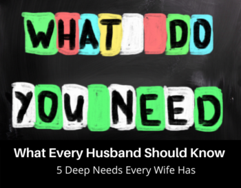 What Every Husband Should Know