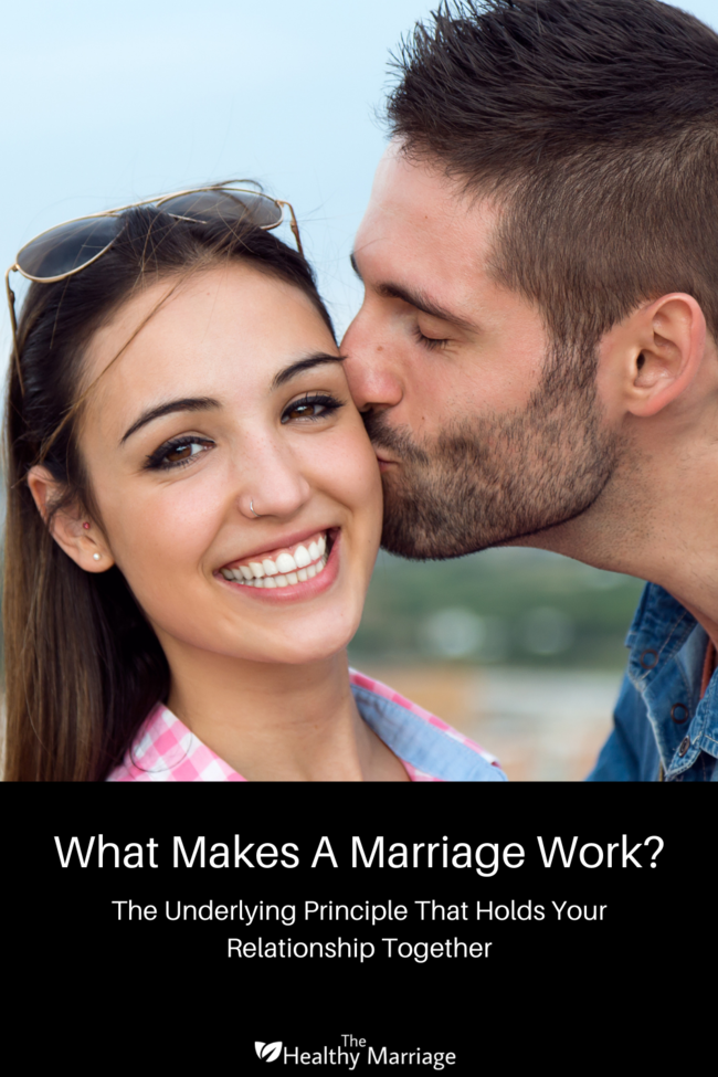What Makes A Marriage Work Pin