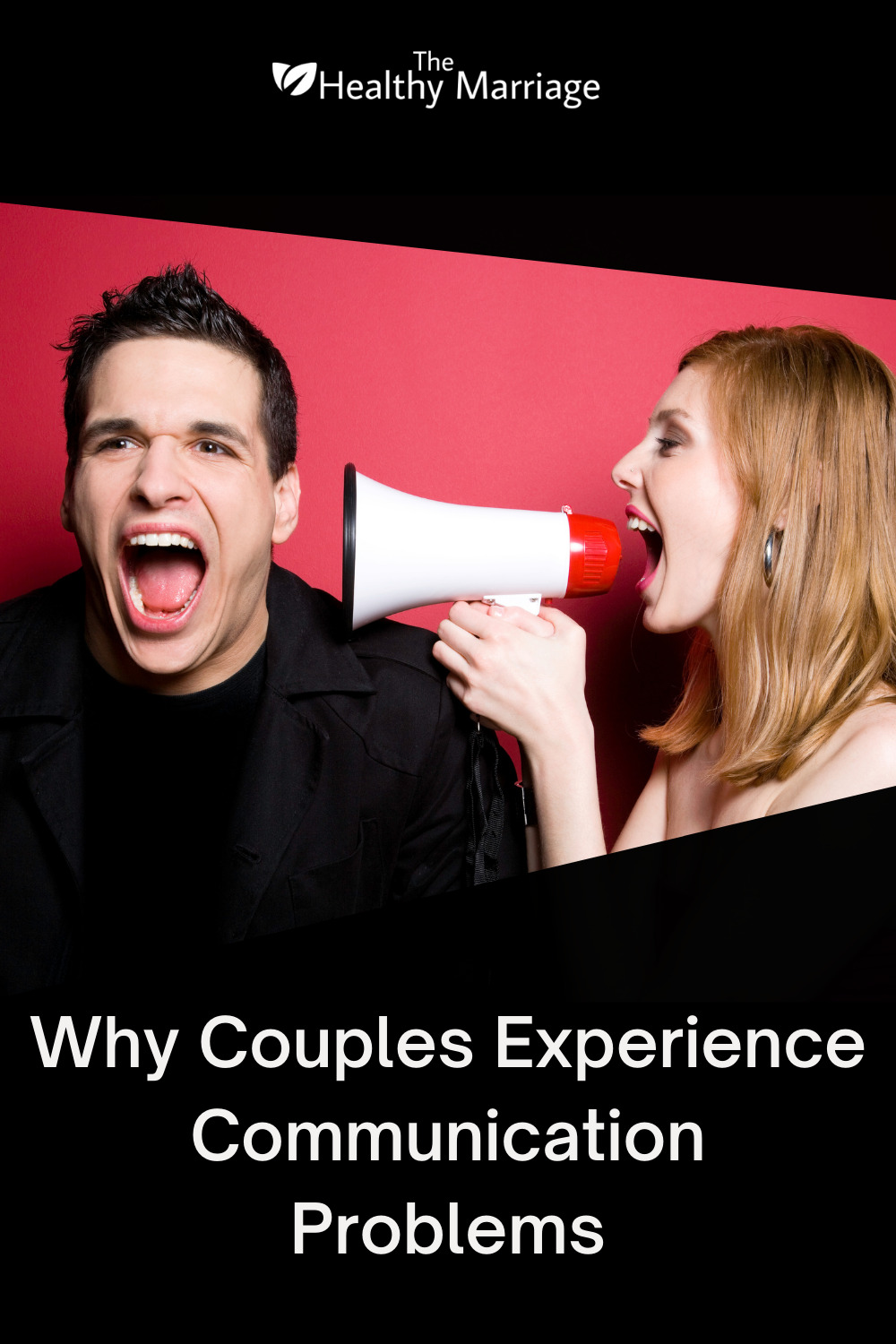 Why Couples Experience Communication Problems Pinterest Pin
